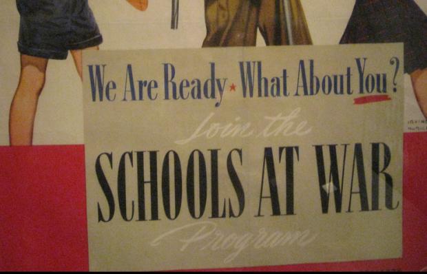 schools at war
